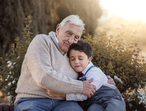 How Can Grandparents Help Divorce